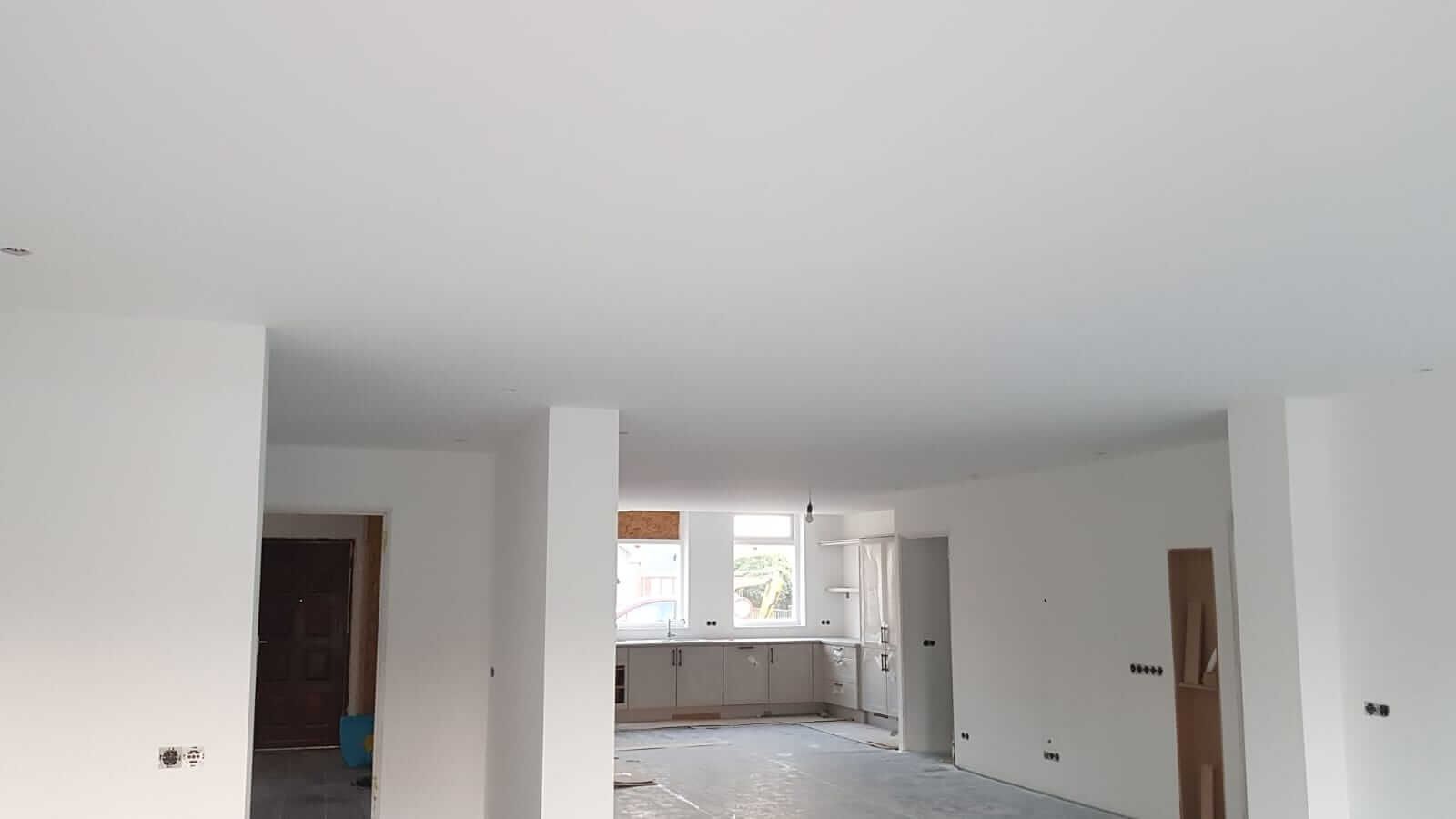 HCA maling af lejlighed på 95 m2